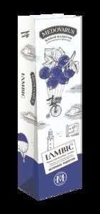 Медовый напиток Черносмородиновый Ламбик (LAMBIC)