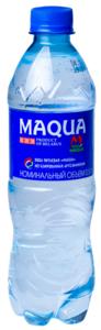 """Вода питьевая негазированная """"MAQUA"""" 0,5 л."""