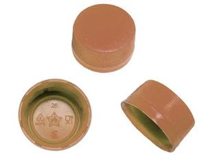Колпачок коричневый (5000 шт.)