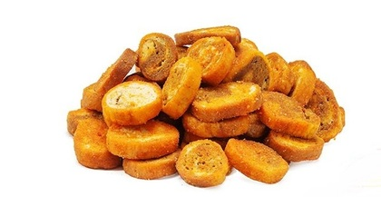 "Сухарики пшеничные  ""Сыр"" (багет) 500 гр."