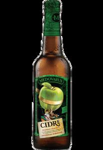 Сидр яблочный полусухой