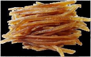 Щука солено-сушеная