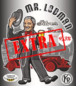 MR.LODMAN Extra Silver