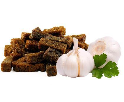"""Гренки ржаные со вкусом """"чеснок"""" (багет) 500 гр"""