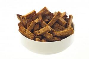 Гренки ржано-пшеничные солёные ( барбекю)500 гр
